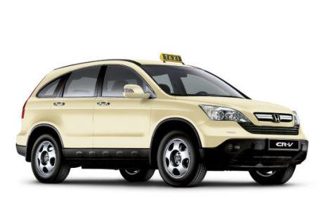 Taxi Honda CR-V 2.2 i-CTDi Comfort