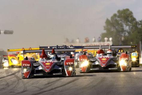 ALMS 2008, Road America, Audi R10 TDI