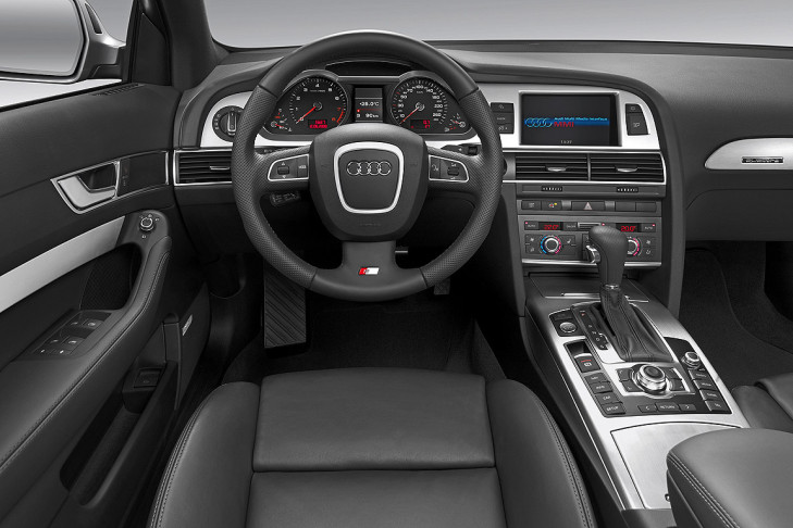 Audi A6 Facelift Modelljahr 2009