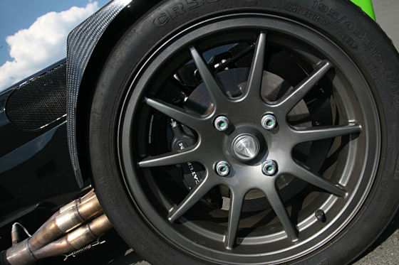 Caterham CSR 260 Sportec SP 600