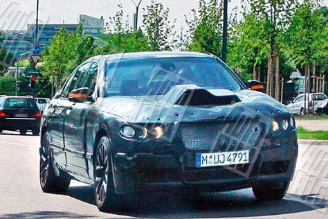 7er BMW Hybrid Erlkönig