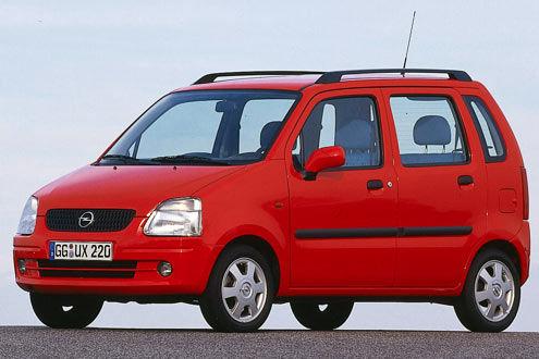 Opel Agila 1.0