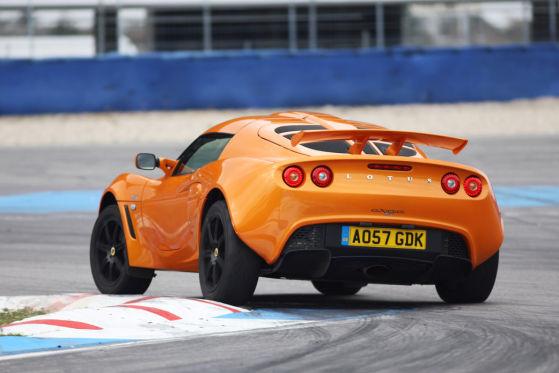 Lotus Exige S Performance