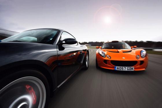 Lotus Exuge S Performance