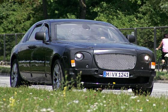 Erlkönig Rolls-Royce R4