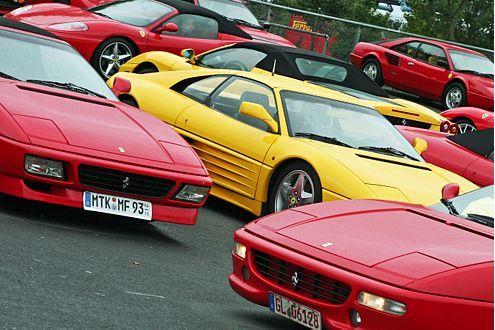 Ferrari Racin Days 2006, Ferrari FXX