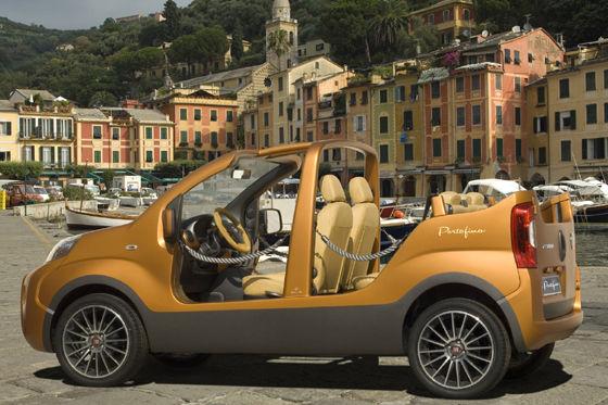 Studie Fiat Portofino