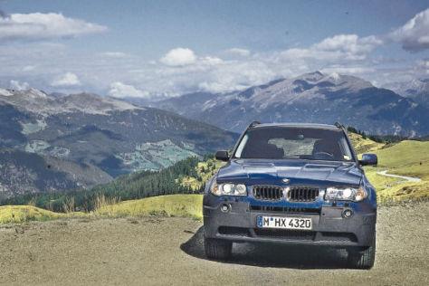 bmw x3 2.0d 100.000-km-dauertest - autobild.de
