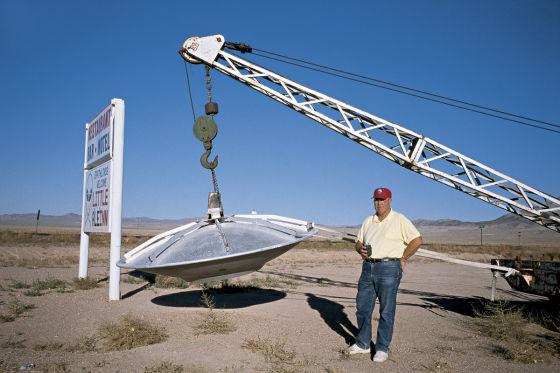 Ufologe Chuck Clark