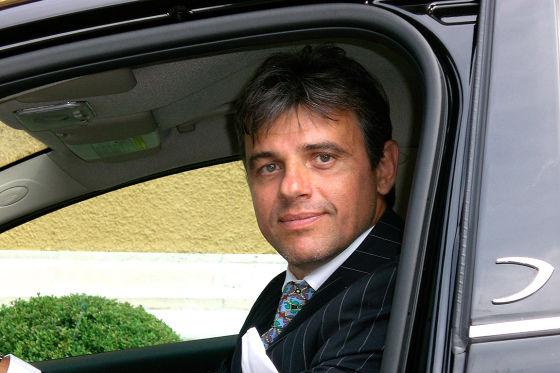 Der Mann hinter der Marke Lancia: Markenchef Ferdinand Kaiser (45).