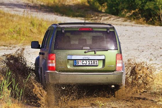 Jeep Cherokee 2.8 CRD Auto.