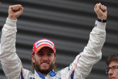 Formel 1 GP von Belgien 2008, Nick Heidfeld Sauber-BMW
