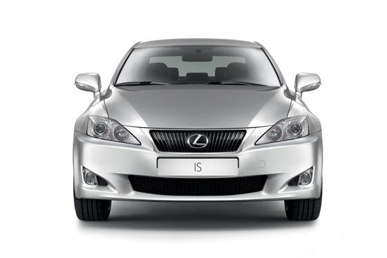 Lexus IS Facelift 2009