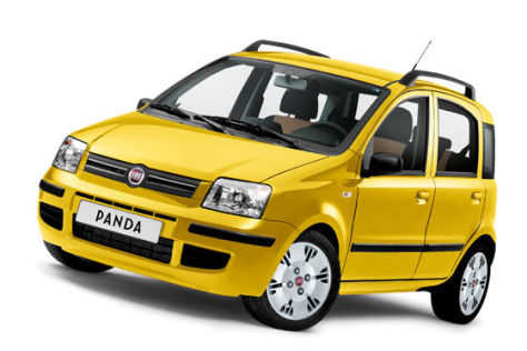 Fiat Panda Happy