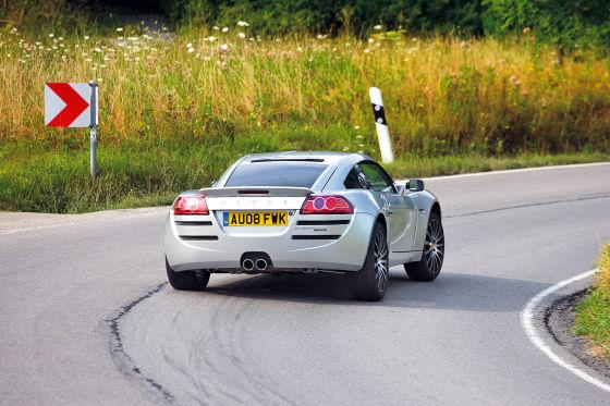 Test Lotus Europa SE