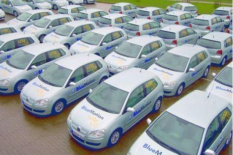 Förderung bei Öko-Auto-Kauf