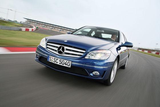 Mercedes-Benz CLC 350