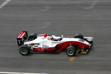 Nico Hülkenberg, Team Art Grand Prix_ Dalara F308 Mercedes