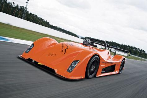 Tracktest: Zauber-ZR1, der Alt-Herren-Racer - autobild.de