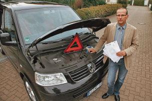 Diesel-Problem bei VW?