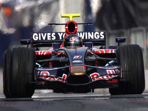 Formel 1, Sebastian Vettel, Scuderia Toro Rosso