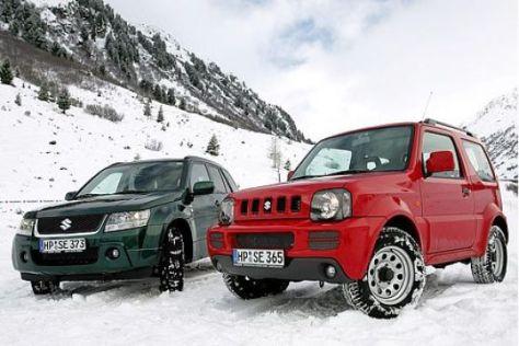 Winterreifen SUV