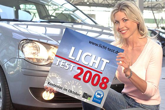 Lichttest 2008