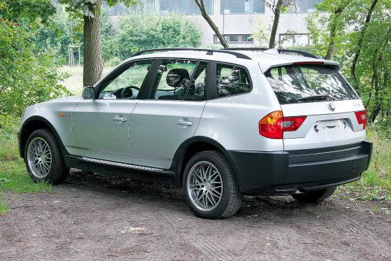 Gebrauchtwagen-Check BMW X3