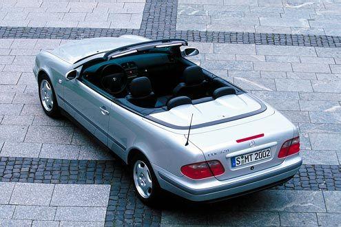 Mercedes-Benz CLK Cabriolet A 208