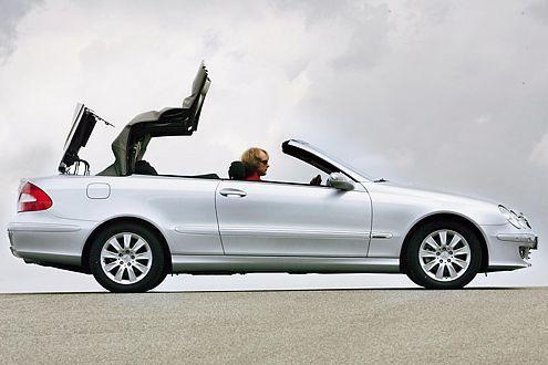 Mercedes-Benz CLK Cabriolet A 209