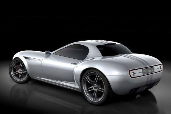 Ein 4,6-Liter-V8-Motor von Ford soll 524 PS liefern und die Cobra in 3,4 Sekunden bis 100 km/h katapultieren.