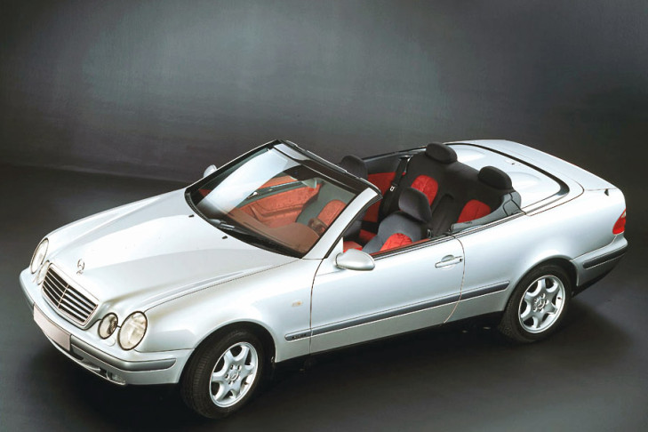 Mercedes Benz Clk C 208 C 209 Bilder Autobild De