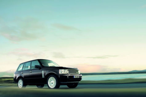 Zur Krönung des Jubiläumsjahrs kommt der Range Rover Bourneville.