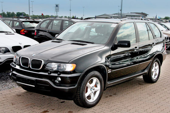Sein guter Ruf bei Autodieben hält an: BMW X5 belegte schon 2007 Rang 2 in der Klaustatistik.