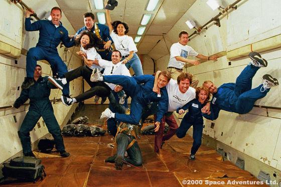 Weltraumreisen