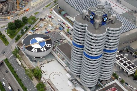 BMW-Zentrale München