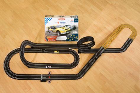 Suzuki WRC-Carrerabahn