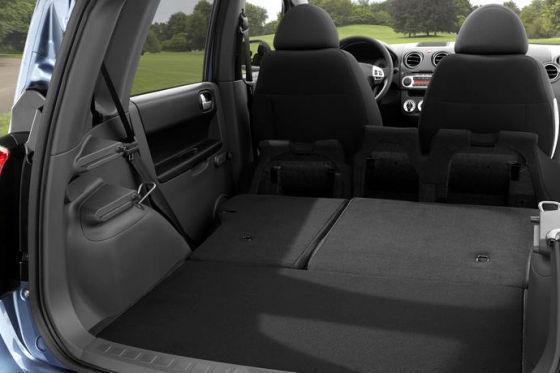 Mitsubishi Colt Fünftürer Innenraum