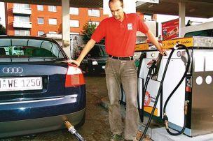 Jetzt geben wir Gas