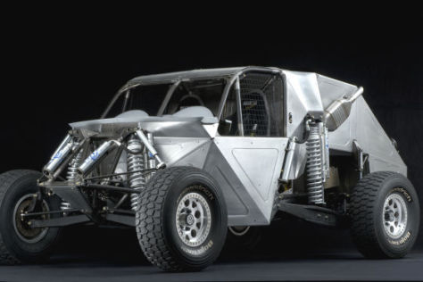 VW Baja Race Touareg TDI