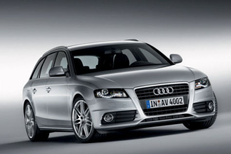 Audi A4 Avant 1.8 TFSI S line