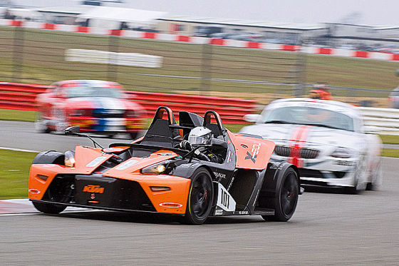Tracktest: KTM X-Bow GT4