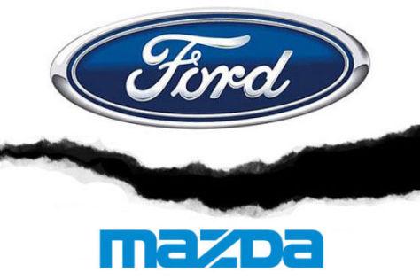Ford verringert Mazda-Anteil