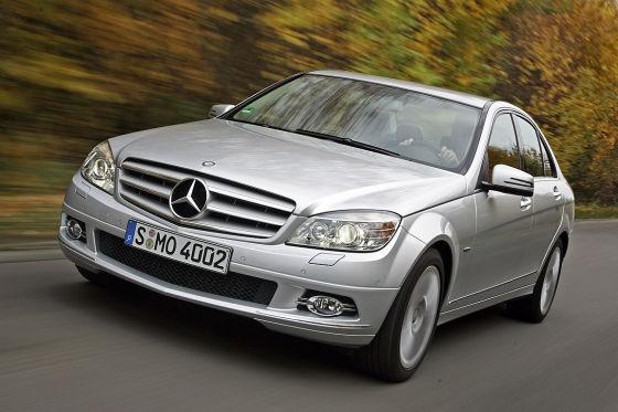 Mercedes-Benz C 250 CDI