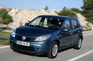 Dacia gibt Gas