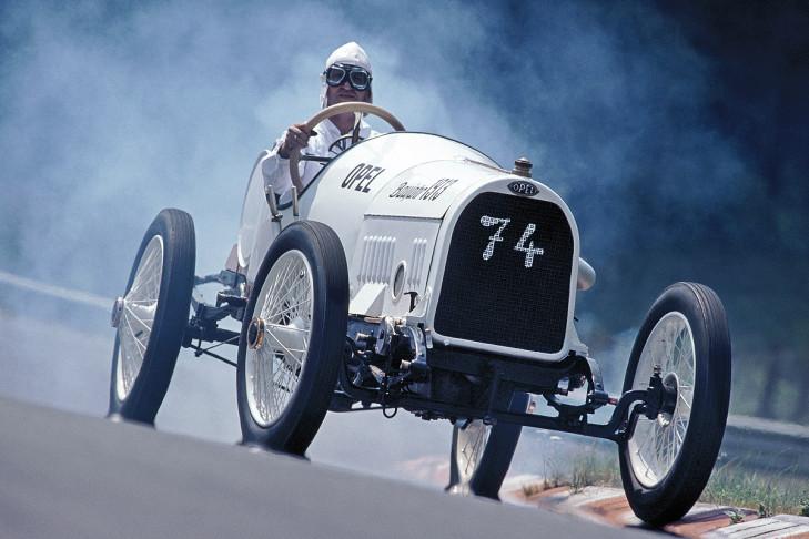 Opel Grand Prix Rennwagen 1913