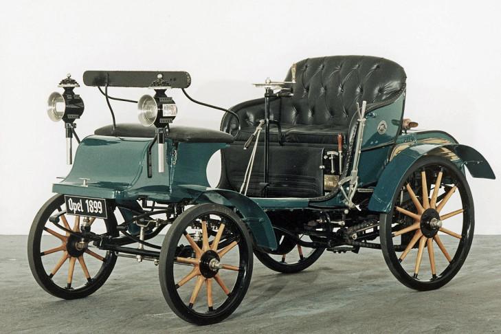 Opel-Patent-Motorwagen 1899