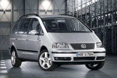 VW Volkswagen Sharan United BlueMotion