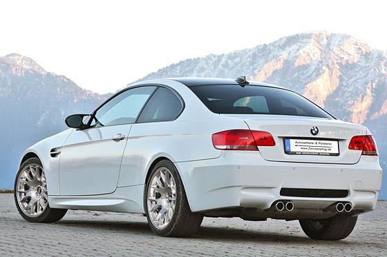 BMW M3 Leder Edition Zwickenpflug