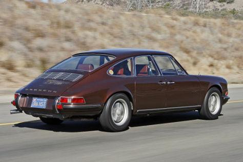 Porsche Mit Vier T 252 Ren Autobild De